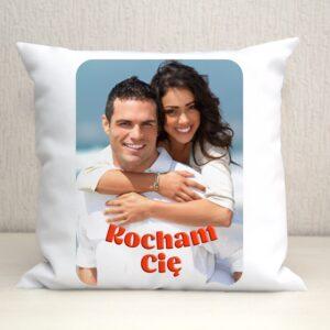 Poduszka z własnym nadrukiem fotograficznym